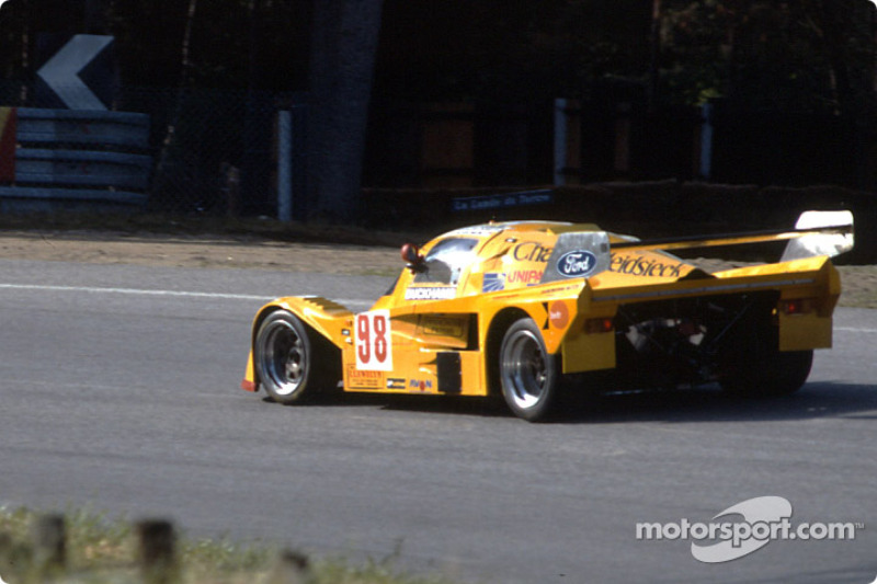 #98 Roy Baker Promotions Tiga GC284 Ford Turbo: François Duret, David Andrews, Duncan Bain