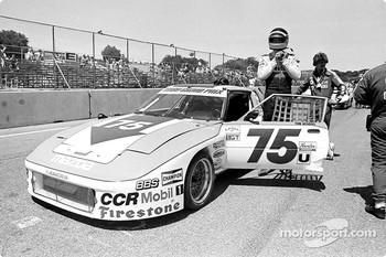 #75 Clayton Cunningham Mazda RX-7: Tom Kendall