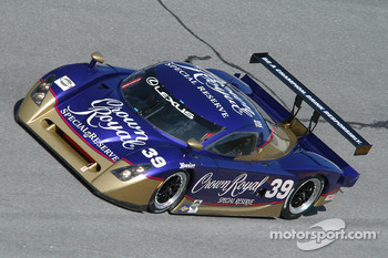 #39 Cheever Racing Lexus Crawford: Eddie Cheever, Christian Fittipaldi, Patrick Carpentier