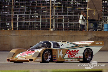 #14 Holbert Porsche 962: Al Holbert, Derek Bell, Chip Robinson