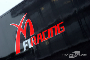 MF1 Racing logo