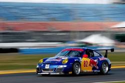 #82 Farnbacher Racing/ Farnbacher Loles Porsche GT3 Cup: Dirk Werner, Philip Peter, Dieter Quester, Luca Riccitelli