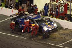 #58 Red Bull/Brumos Porsche Fabcar: David Donohue, Darren Law, Sascha Maassen