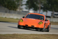 #80 Team LNT Panoz Esperante GTLM: Lawrence Tomlinson, Warren Hughes, Tom Kimber-Smith