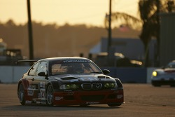 #21 Team PTG BMW M3: Bill Auberlen, Tom Milner