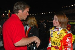 Ray Evernham and Erin Crocker