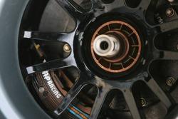 AP racing brake callipers