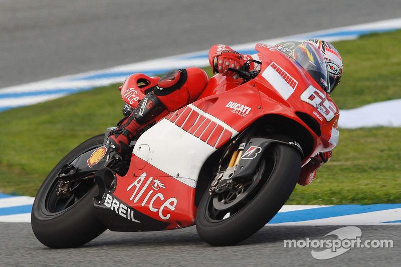 2006: Loris Capirossi (Ducati Desmosedici GP6)