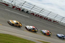 Matt Kenseth leads the pack