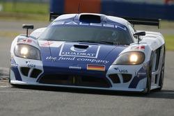 #9 Zakspeed Racing Saleen S7 R: Sascha Bert, Jaroslav Janis