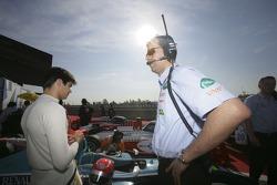 Felipe Vargas and Nelson A. Piquet