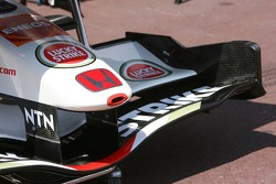 Honda F1 Racing bodywork