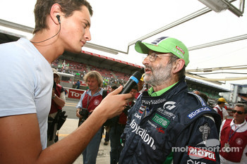 Interview for Henri Pescarolo