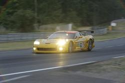 #63 Corvette Racing Corvette C6-R: Ron Fellows, Johnny O'Connell, Max Papis