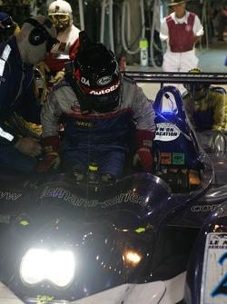 #24 Binnie Motorsports driver change