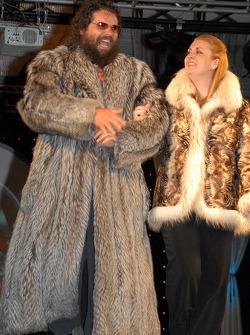 Rupert and Laura Boneham