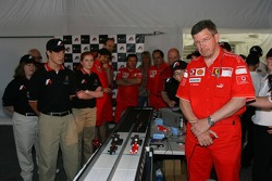 F1 in schools students vs F1 teams challenge: Ross Brawn