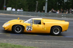#22 Lola t70 MK III 1967