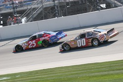 Brian Vickers and Bill Elliott