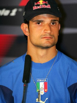 FIA press conference: Vitantonio Liuzzi