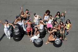 Formula Unas girls