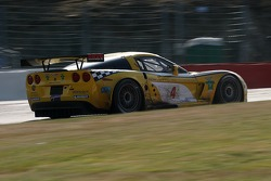 #4 GLPK Racing Corvette C6R: Bert Longin, Anthony Kumpen, Mike Hezemans, Kurt Mollekens
