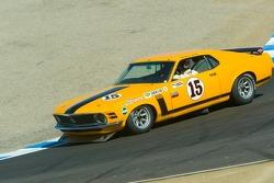 #15, 1970 Boss 302 Mustang, Dan Lipetz