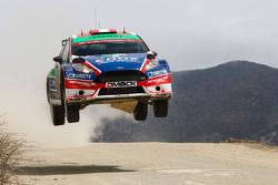 Nicolas Fuchs and Fernando Mussano, Ford Fiesta R5