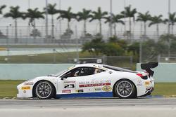 #23 Miller Motorcars Ferrari 458: Carlos Conde