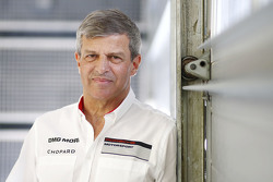Fritz Enzinger, LMP1 program manager