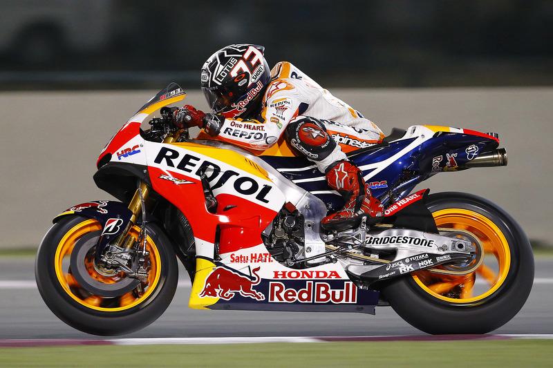 Marc Marquez, Repsol Honda Team at Qatar March testing