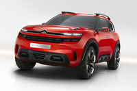 Citroën Aircross presentation