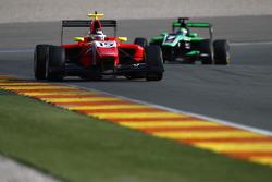 Emil Bernstorff, Arden International and Seb Morris, Status Grand Prix