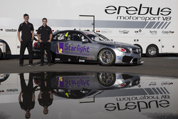 Jack Le Brocq signs with Erebus Motorsports