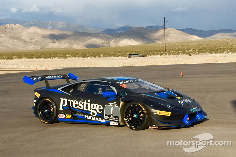 #1 Kevin Conway, Prestige Performance Race Team