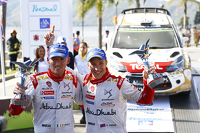 Kris Meeke, Paulg Nagle, Citroën DS3 WRC, Citroën World Rally Team