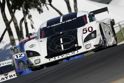 #50 Rocketsports Racing Ford Crawford: Paul Gentilozzi, Tomy Drissi off at turn 6