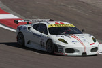 #56 JMB Racing Ferrari 430 GT2: Antoine Gosse, Peter Kutemann