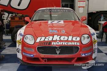 AF Corse Maserati Gransport Light