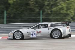 #18 Team Carsport Callaway Corvette Z06GT3: Jürgen Von Gartzen, Marco Panzavuota