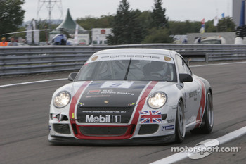 #9 Tech 9 Motorsport Porsche 997 GT3 Cup: Sean Edwards, Phil Keen