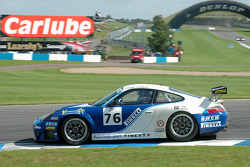 #76 Autorlando Sport Porsche GT3 RSR: Marc Lieb, Joel Camathias