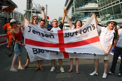 Jenson Button's Barmy Army