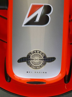 Spyker MF1 Racing M16