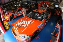 Home Depot Chevy garage area