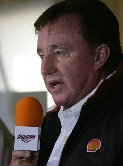 Richard Childress Racing Shell sponsorship press conference: Richard Childress