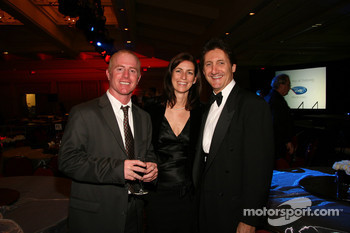Johnny O'Connell, Linda Fellows and Ron Fellows