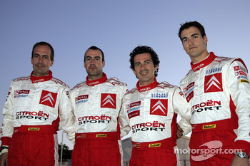 Photoshoot: Daniel Sordo, Marc Marti, Xavier Pons and Carlos Del Barrio