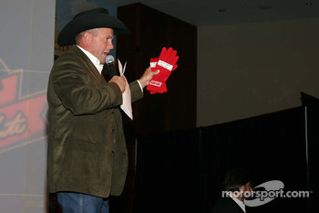 Auction of Terry Labonte's driving gloves