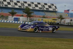 #39 Cheever Racing Porsche Crawford: Christian Fittipaldi, Eddie Cheever